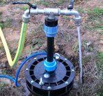 Обустройство скважины на воду после бурения своими руками