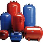 Установка и подключение мембранного расширительного бака в системе отопления